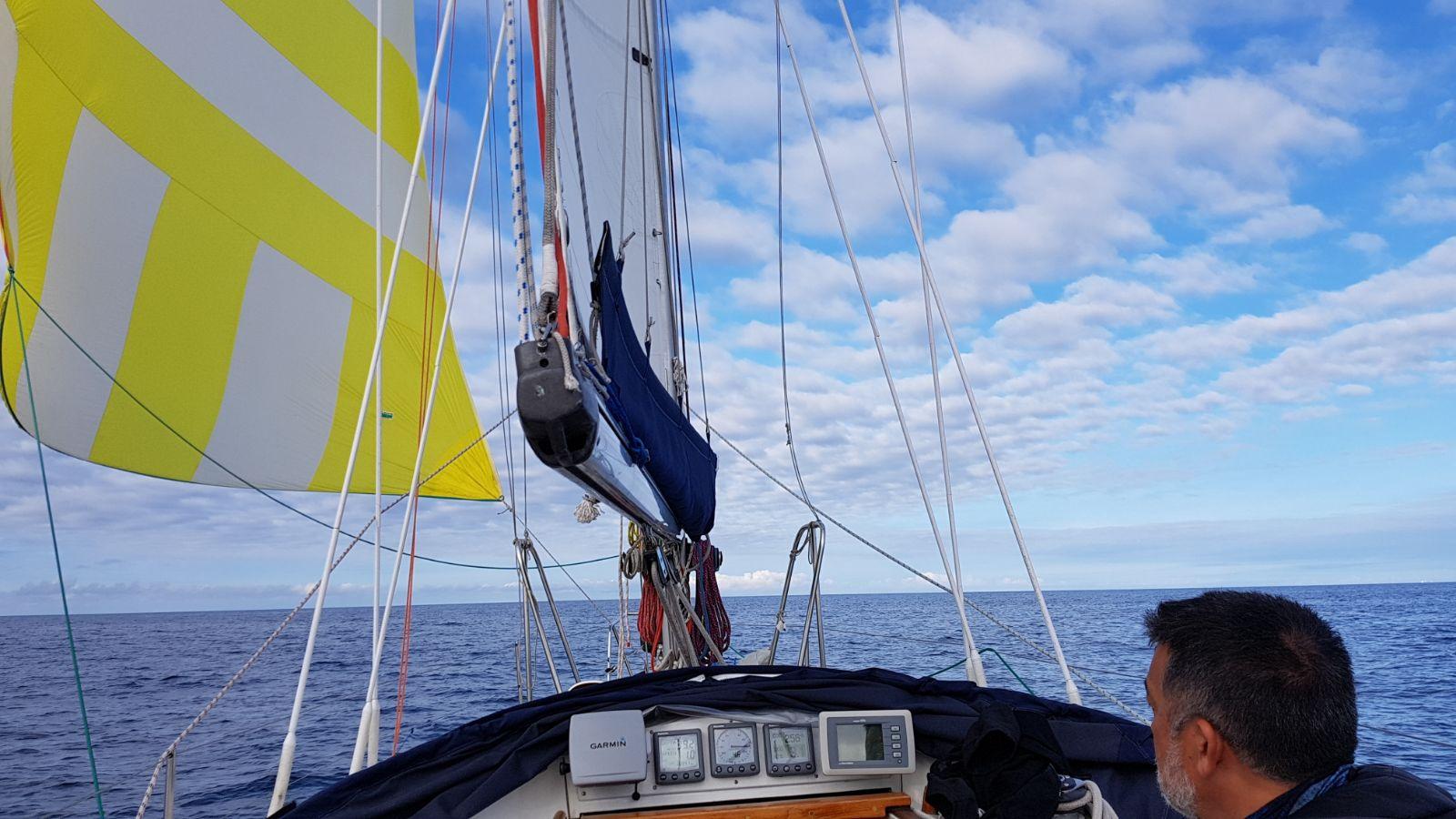 Sailing – a metaphor for life