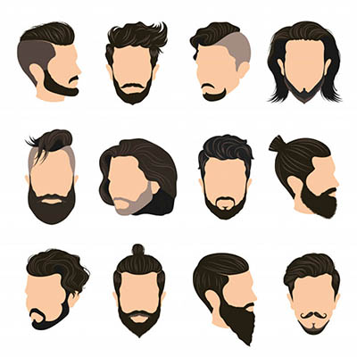 Your hairstyle or your mind?
