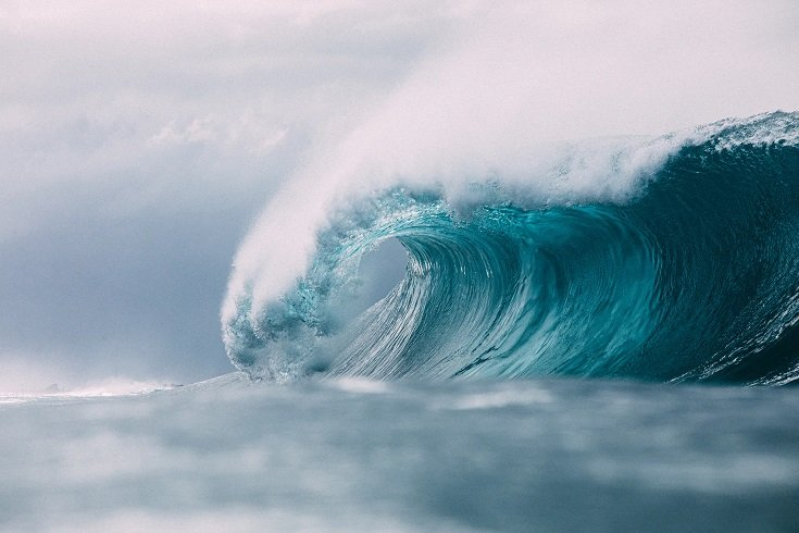 Does a wave believe it is separate from the sea?